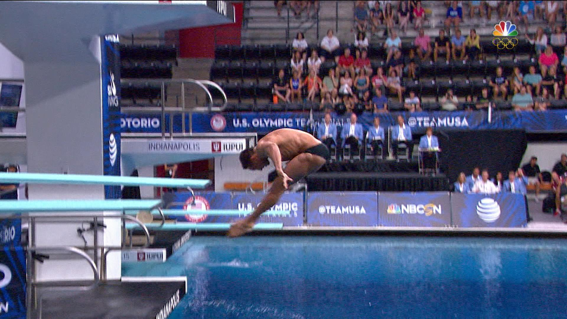 olympic diving and olympic history essay