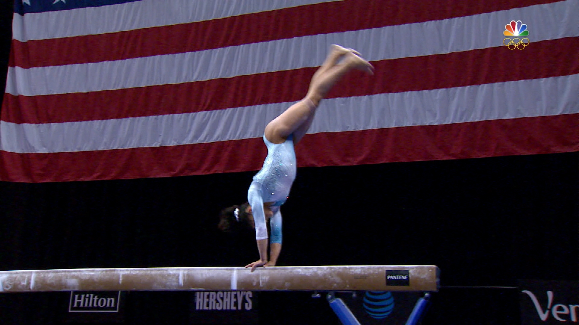 Back on the Beam (Sport Stories)