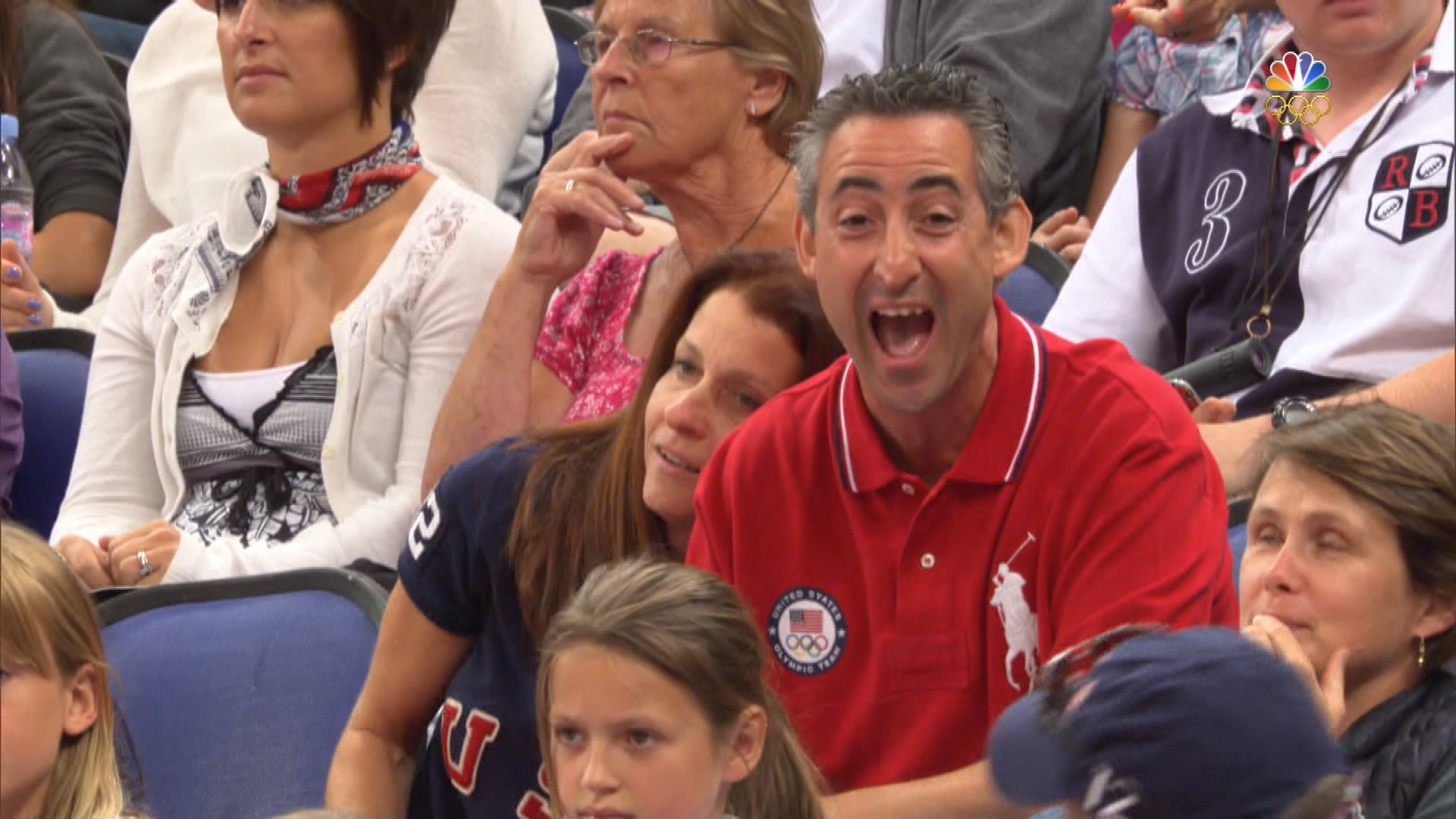 11 Back To School Problems Told By Aly Raisman S Parents