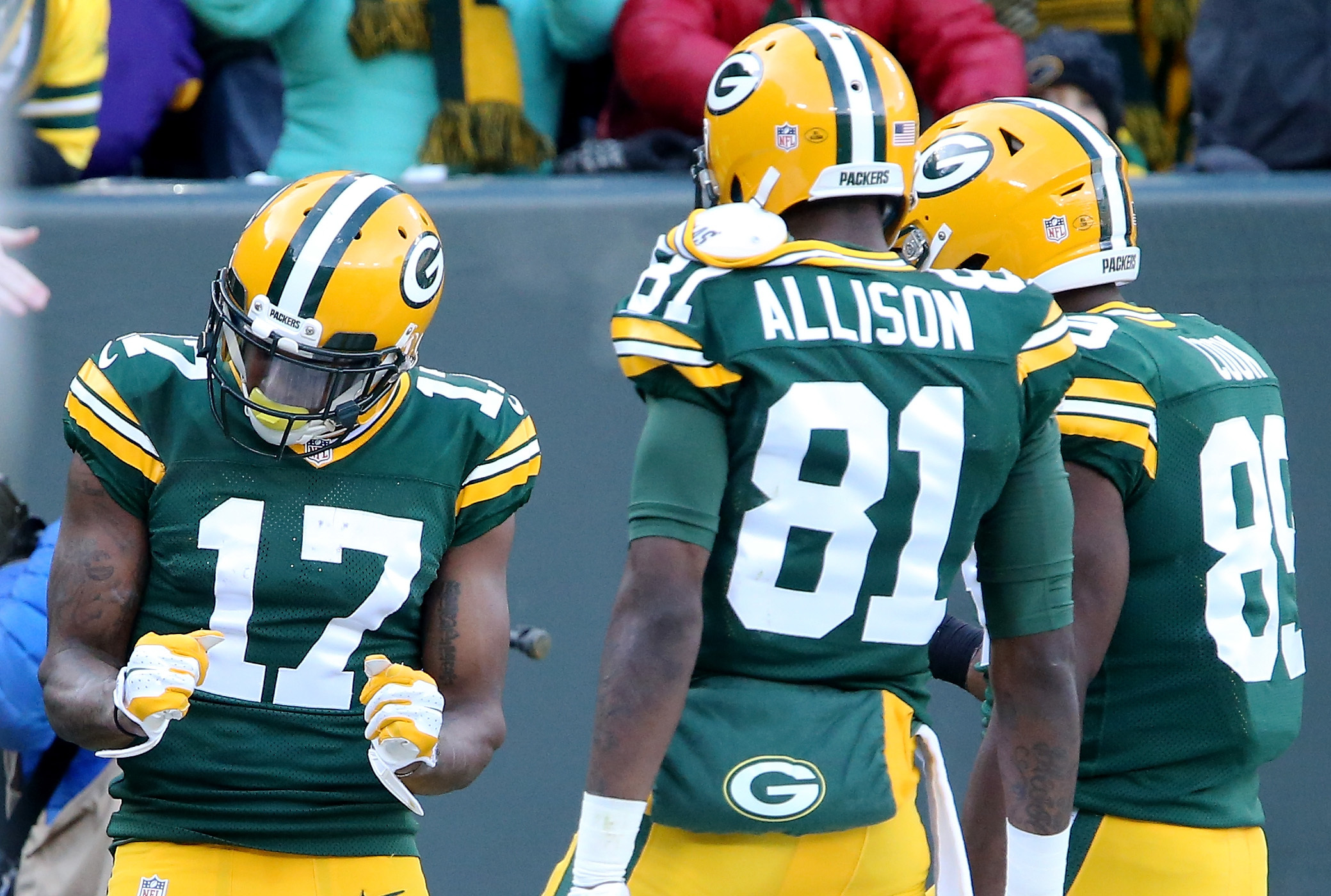 fe153e433 NFC North to be decided by Detroit Lions vs. Green Bay Packers