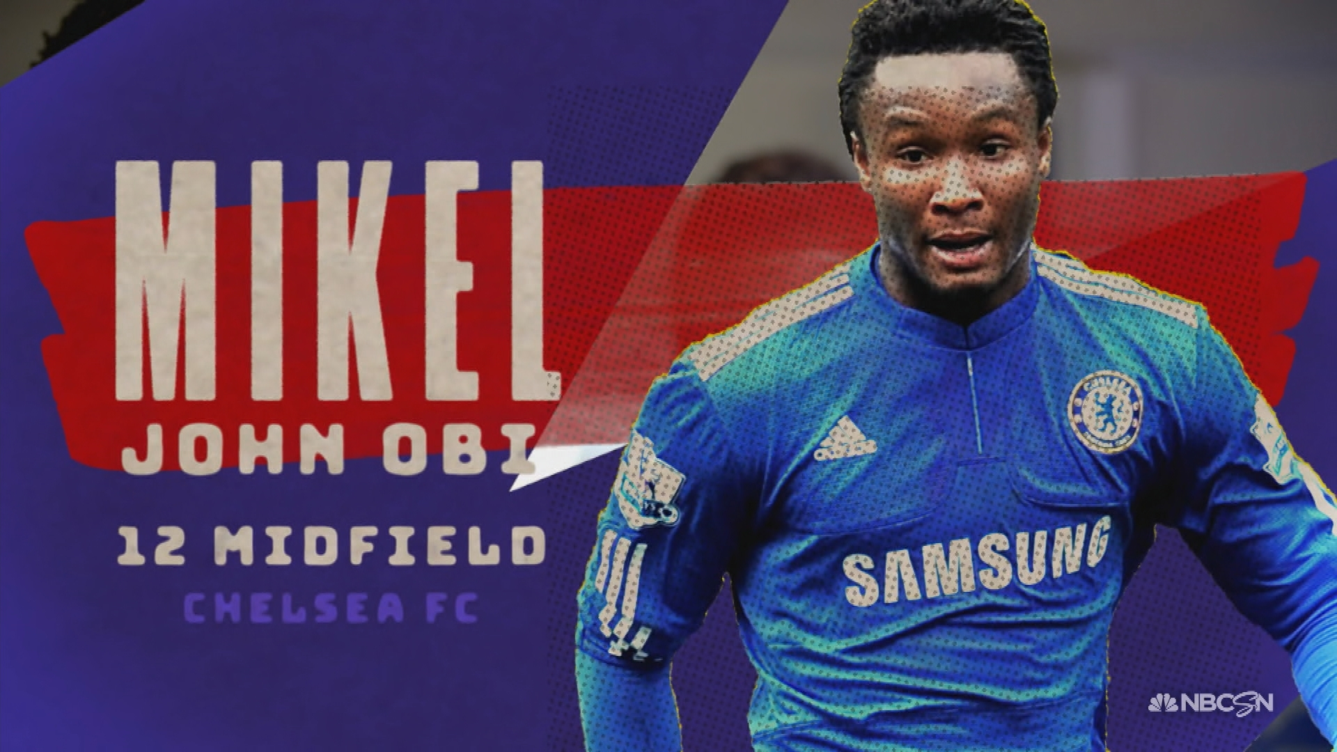 fafe124f54f4f Chelsea s John Obi Mikel joins the F2