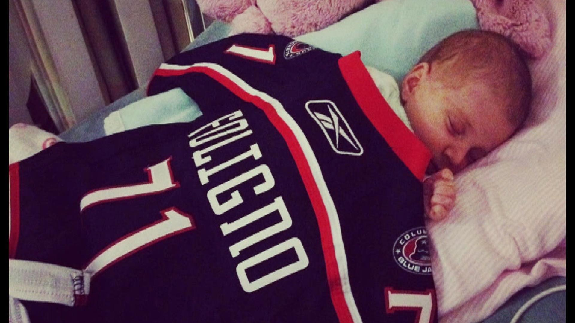 Nick Foligno tested by daughter s life-threatening heart condition ... 849249f5c0b5