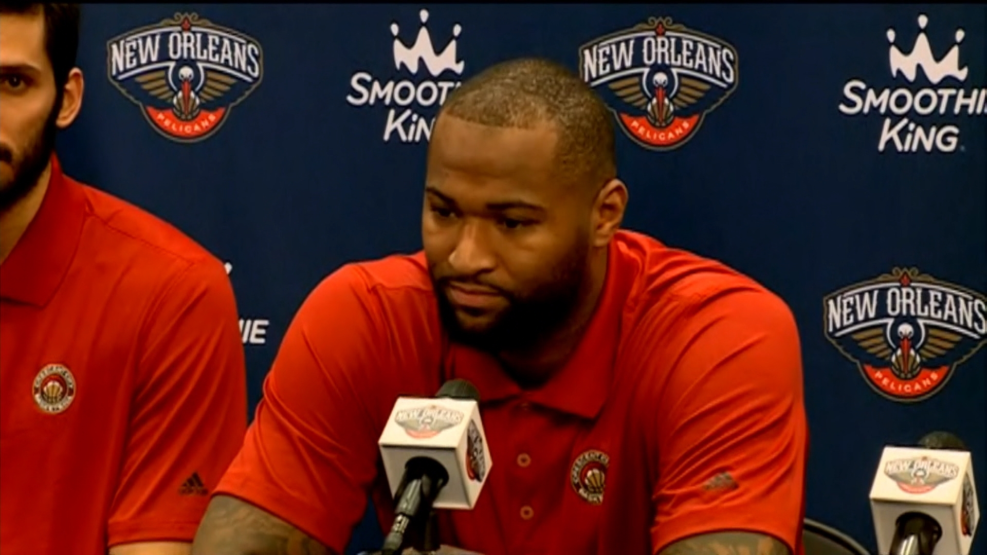 Pelicans  DeMarcus Cousins shares his thoughts on joining Anthony Davis  f01e5726a