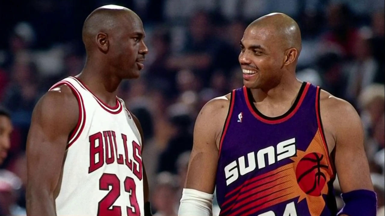 2a426f34 Charles Barkley reminisces about Larry Bird, Dr. J fight | NBC Sports