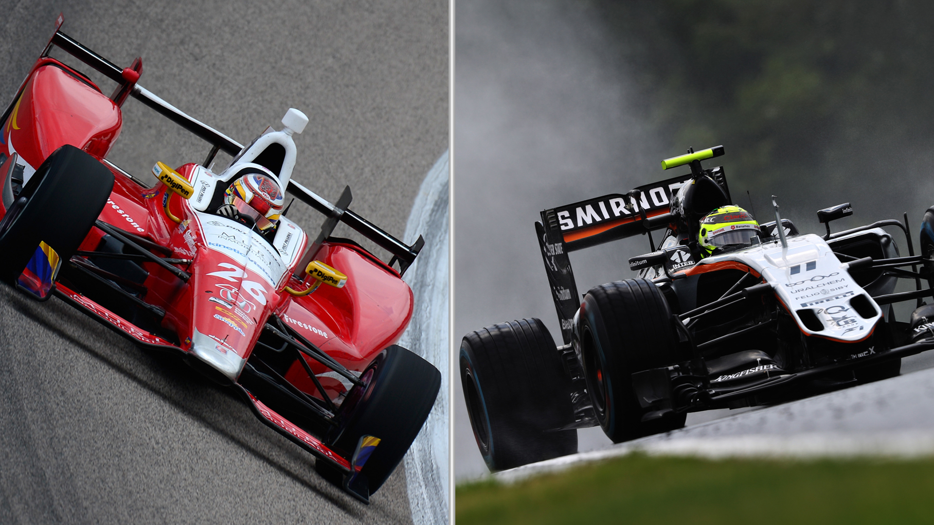 Ever Wonder What S The Difference Between F1 And Indycar Races Nbc Sports