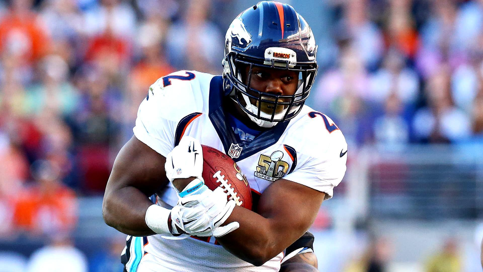b62dfebbb51 Denver Broncos  C.J. Anderson has to live up to contract or face being cut