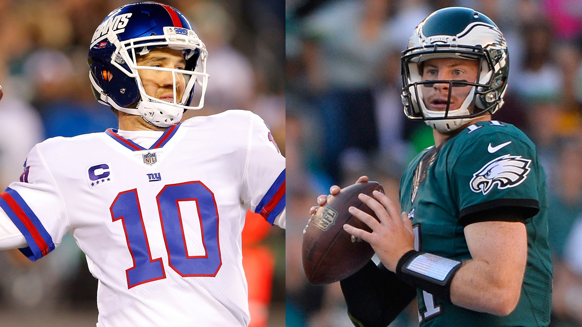 Image result for eagles vs giants snf