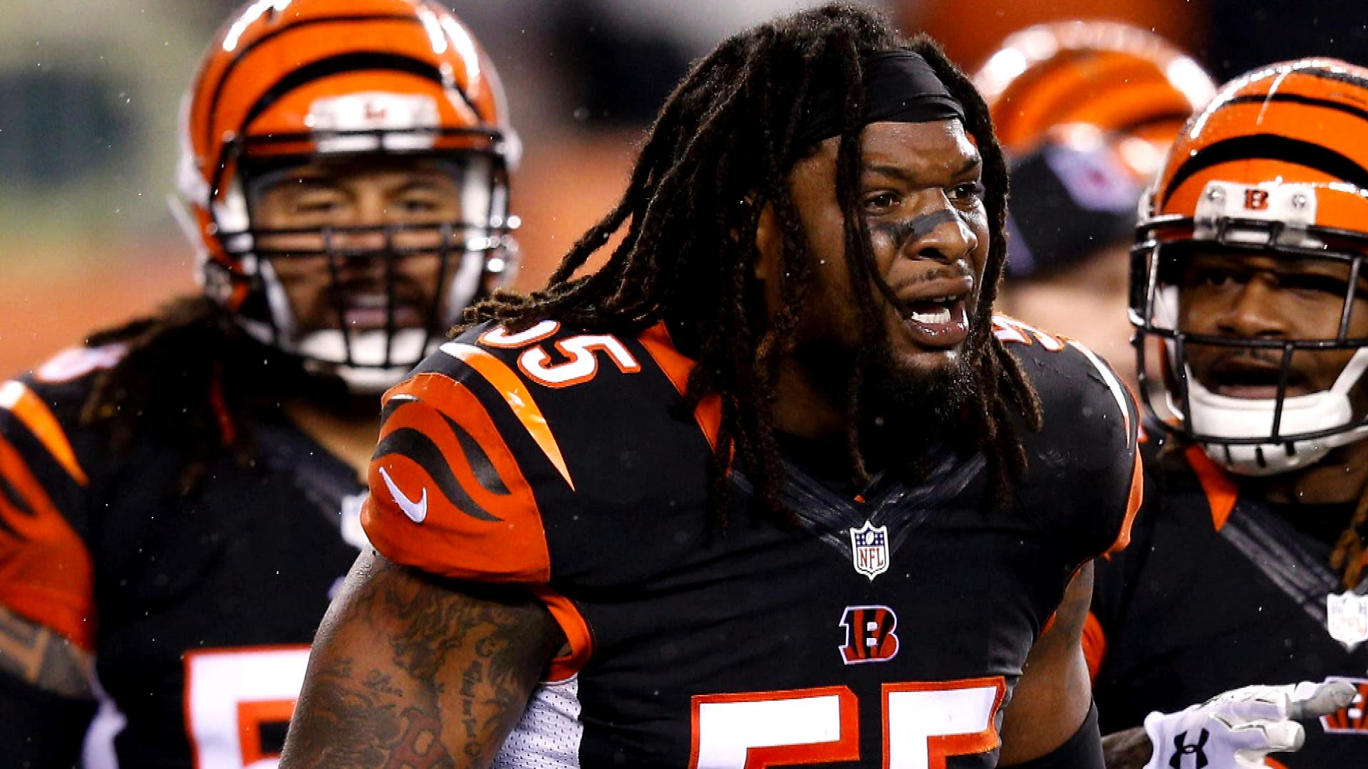 Vontaze Burfict S History Should Have Led To Suspension For