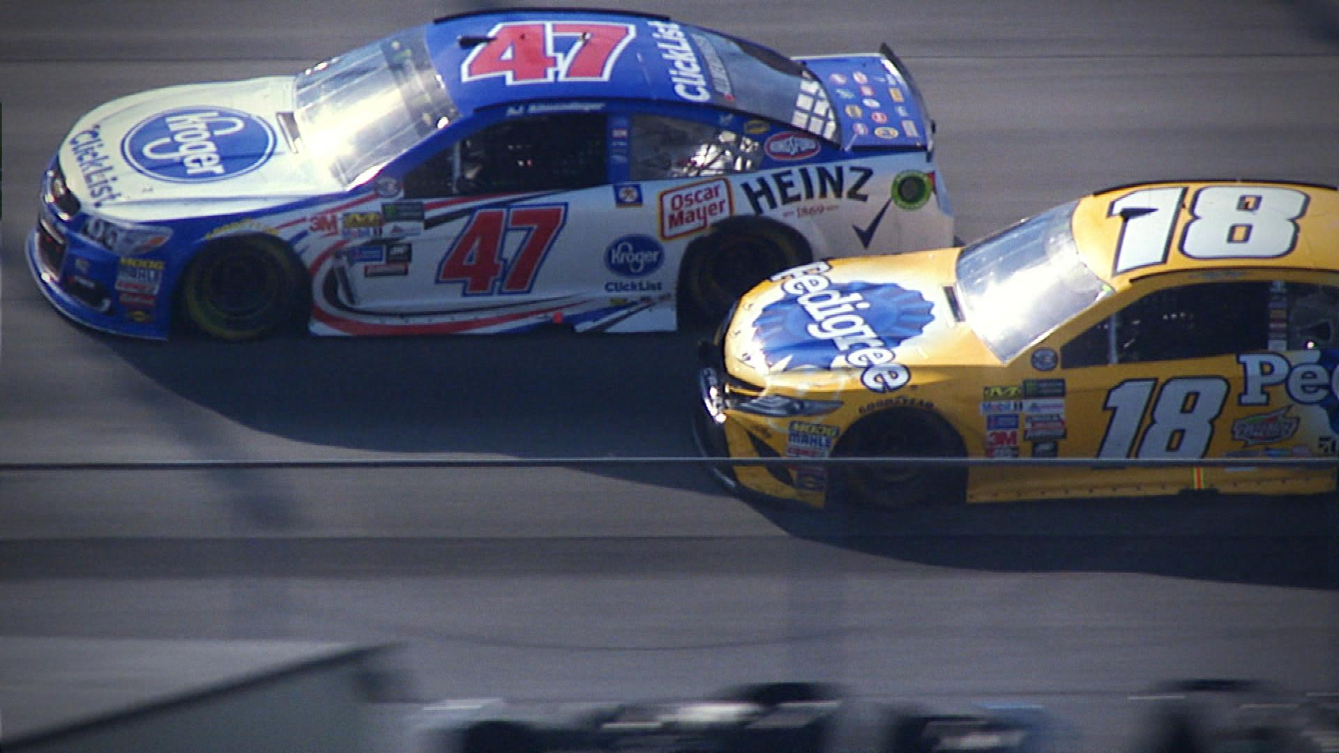 Why don\'t NASCAR race cars have doors? | NBC Sports