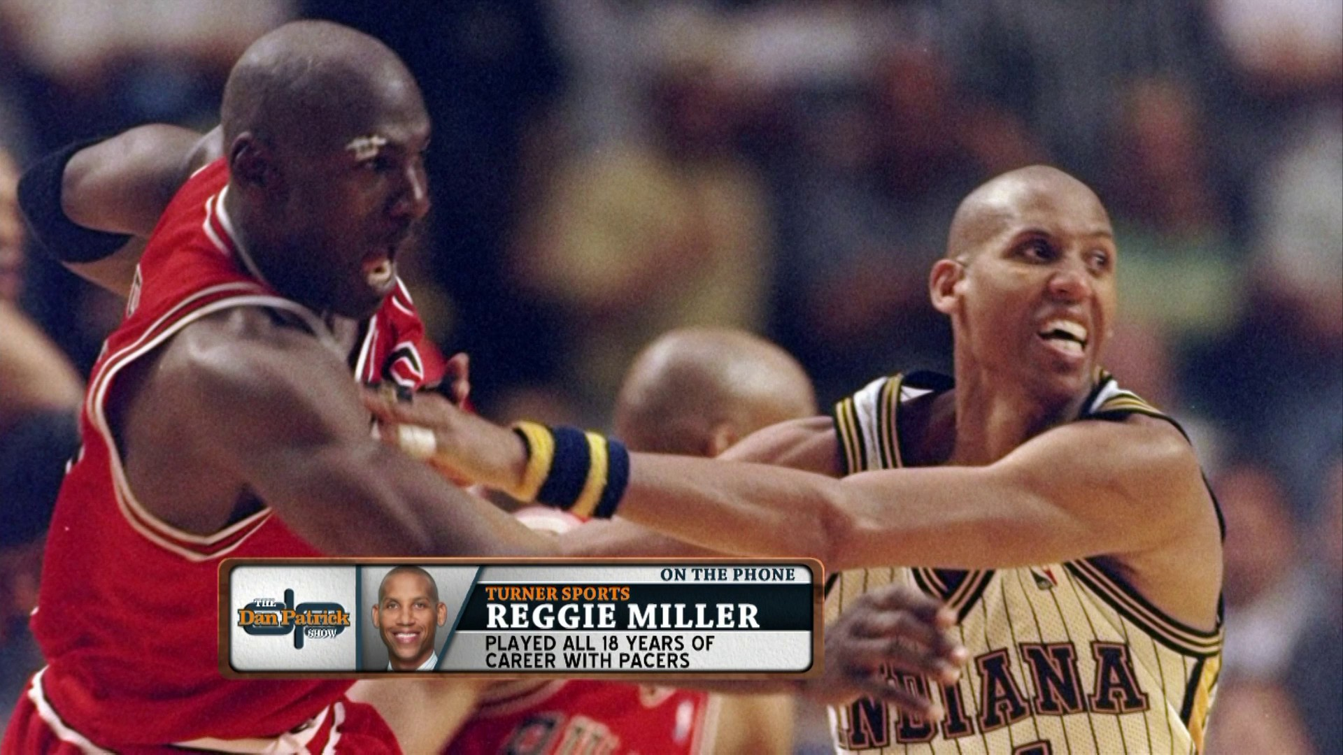 46c04a959096 Reggie Miller recalls time he fought Michael Jordan