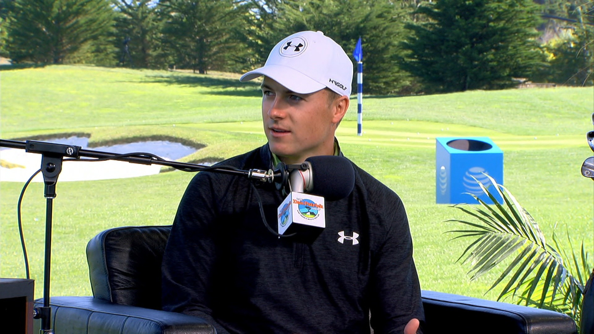 a69c2a745505 Jordan Spieth on playing golf with Tom Brady