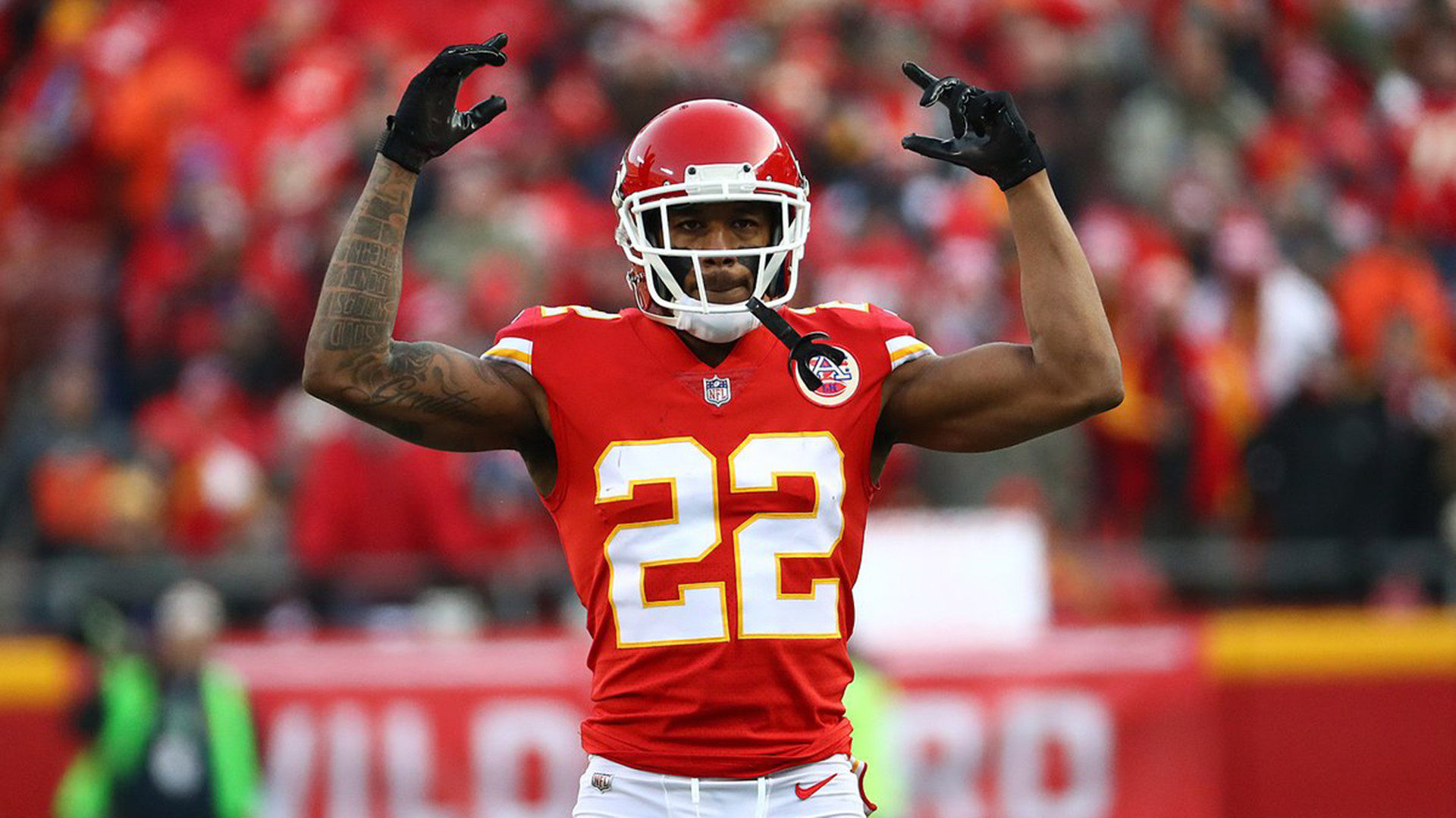 4edc55ac03b Kansas City Chiefs appear to be listening to offers for Marcus Peters