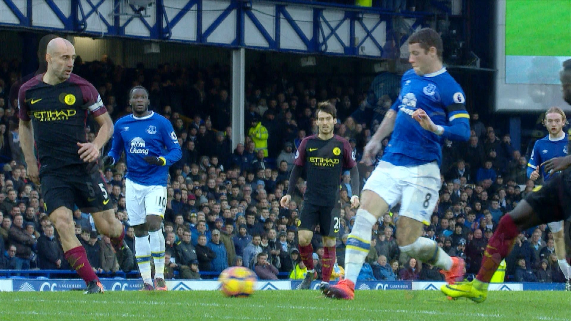Everton Overpower Man City In 4 0 Rout In 2017 Nbc Sports