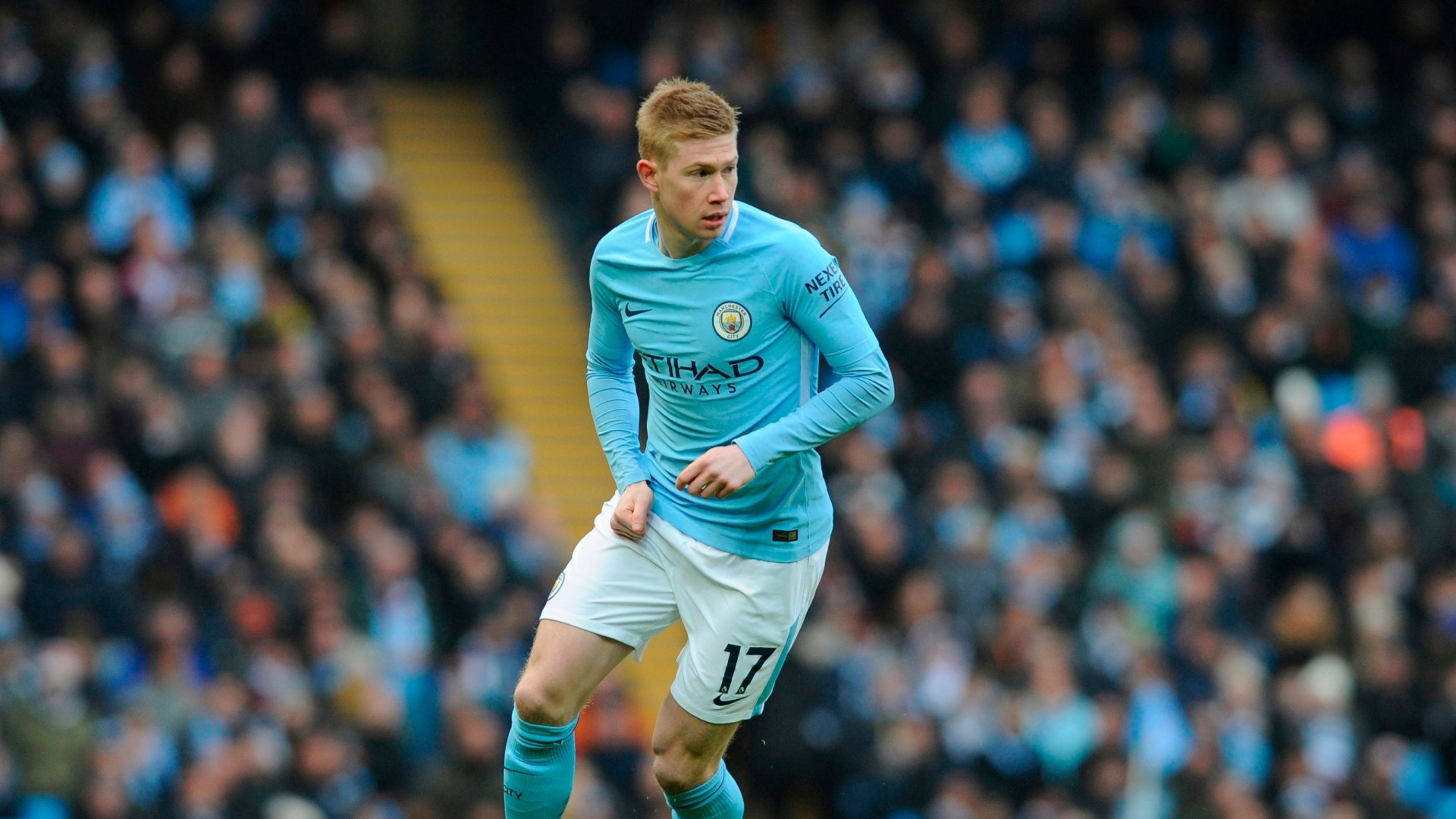 more photos 68ab6 c6a95 Man City's Kevin De Bruyne on moving closer to Premier ...