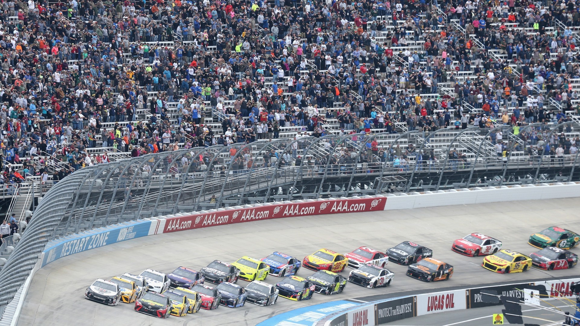 Scan All: AAA 400 Drive for Autism at Dover International Speedway | NBC Sports
