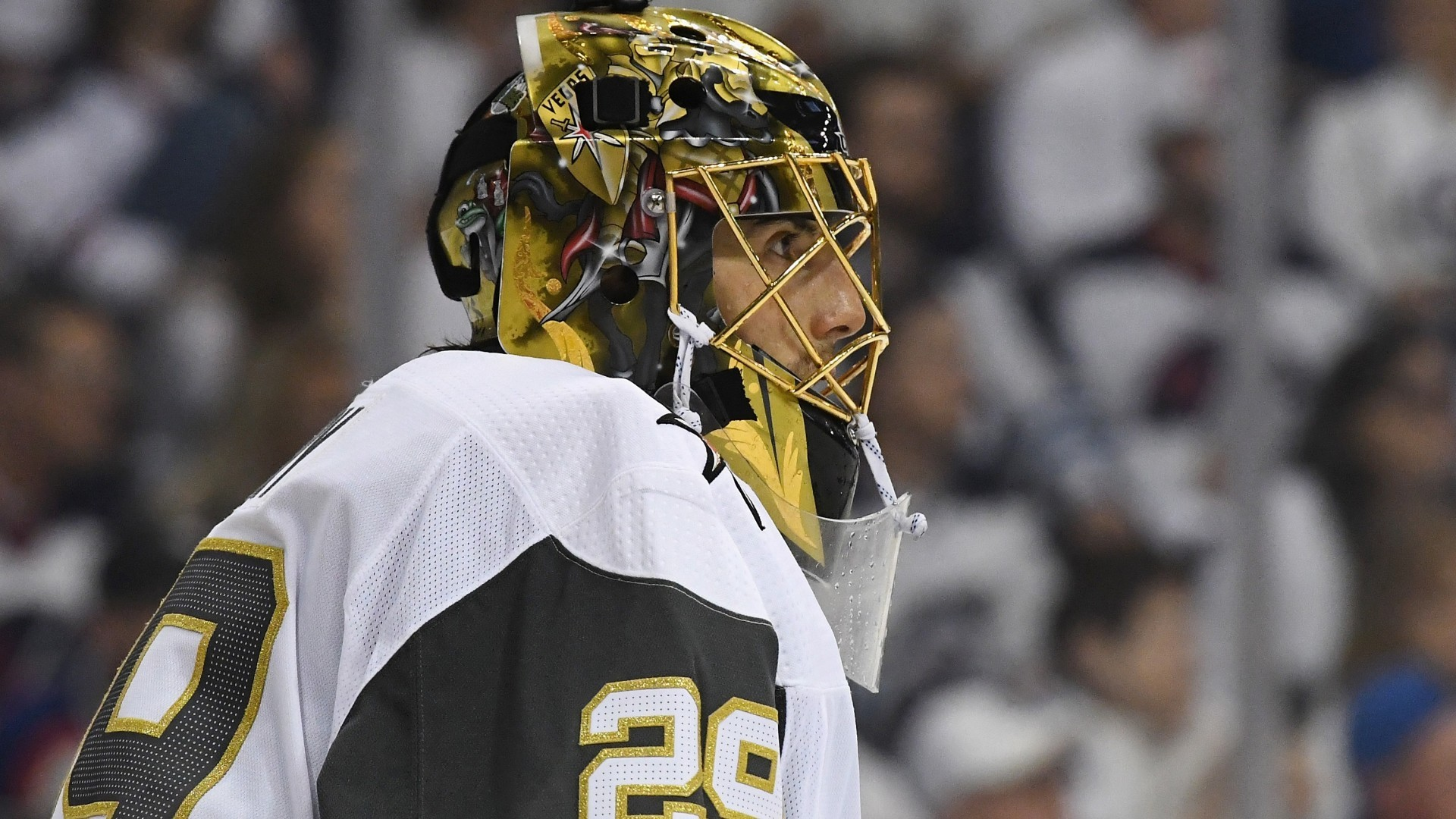 sneakers for cheap 9f966 c954b Win or lose, Marc-Andre Fleury is postseason MVP | NBC Sports