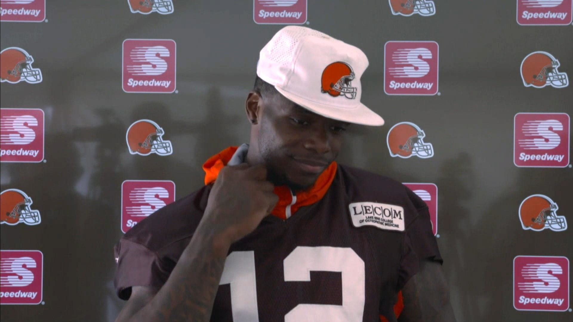 cec6e3982 Josh Gordon  Cleveland Browns may have best wide receiver corps in NFL