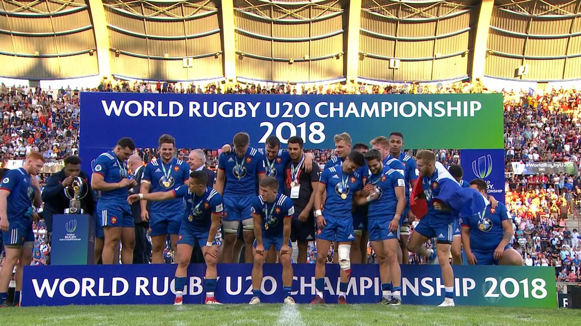 France tops England to win <b>World Rugby U20</b> Championship | NBC Sports