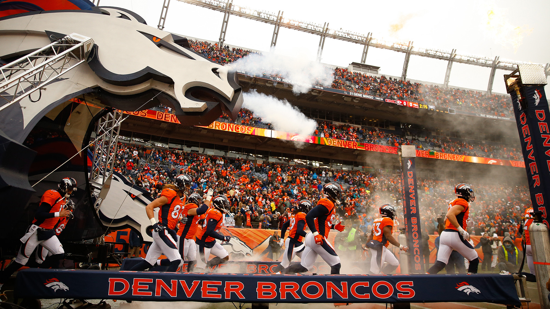 Denver Broncos Are Changing Their Stadium Name Again Nbc Sports