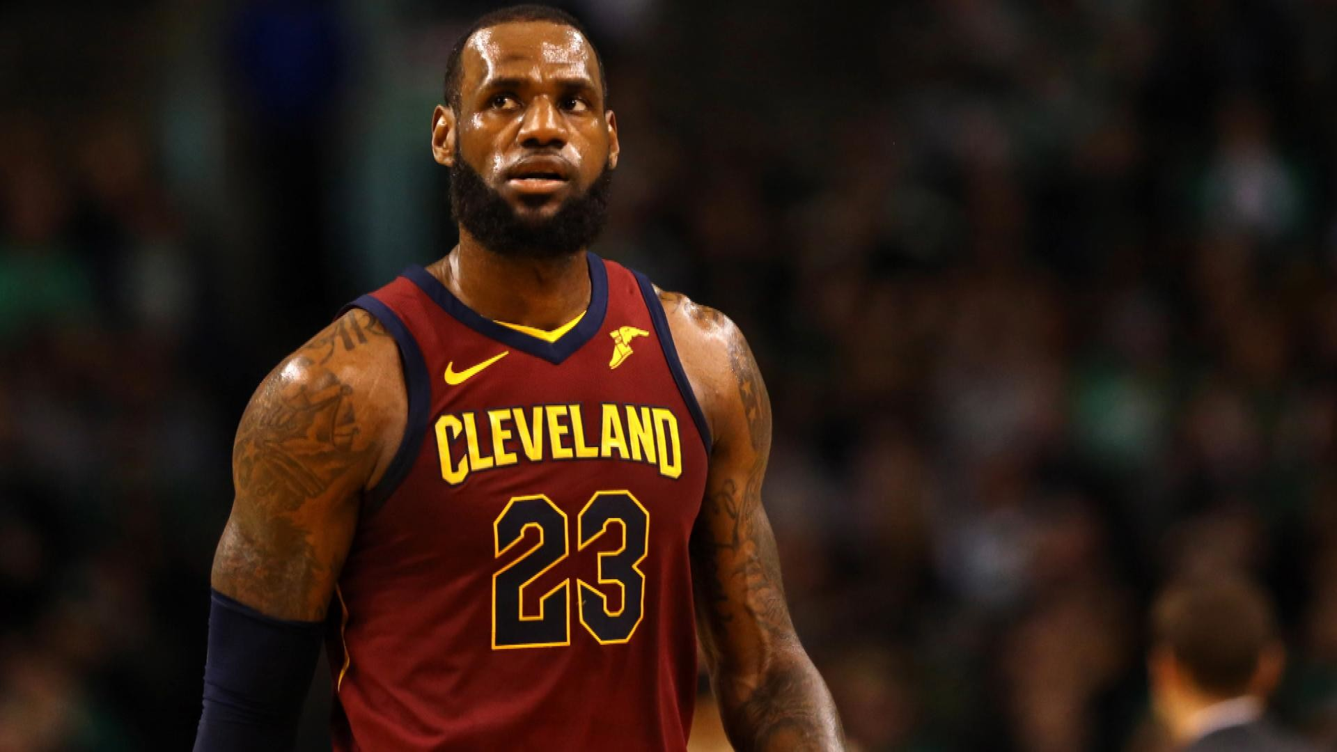 0e59b58e2dbb LeBron James  decision may be just Cleveland Cavaliers or L.A Lakers ...