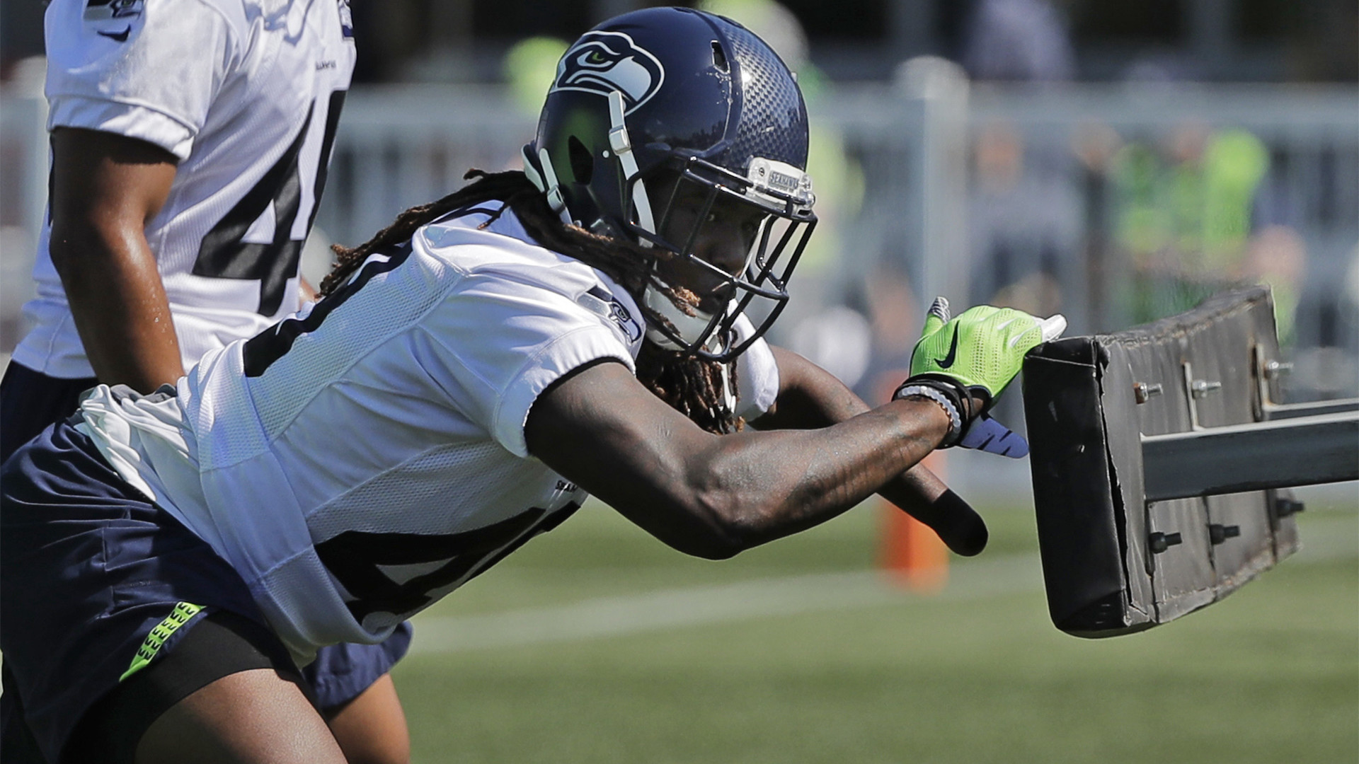 0c432037e Seattle Seahawks  Shaquem Griffin poised to become fan favorite ...