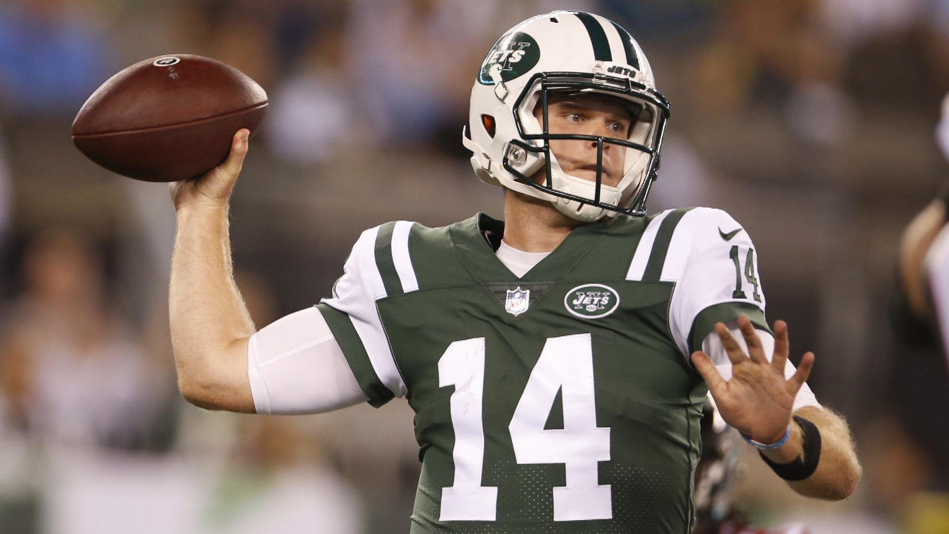 a080dbf136a Jets' Sam Darnold has rude awakening coming | NBC Sports