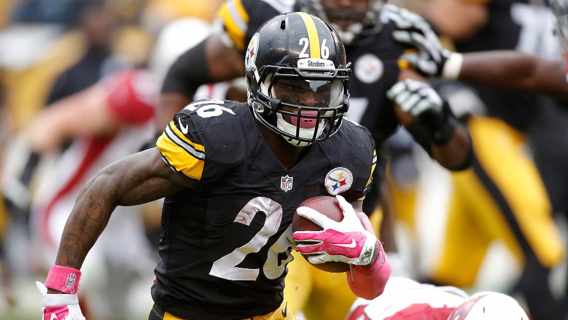 Le'Veon Bell still worried about workload with Steelers | NBC Sports
