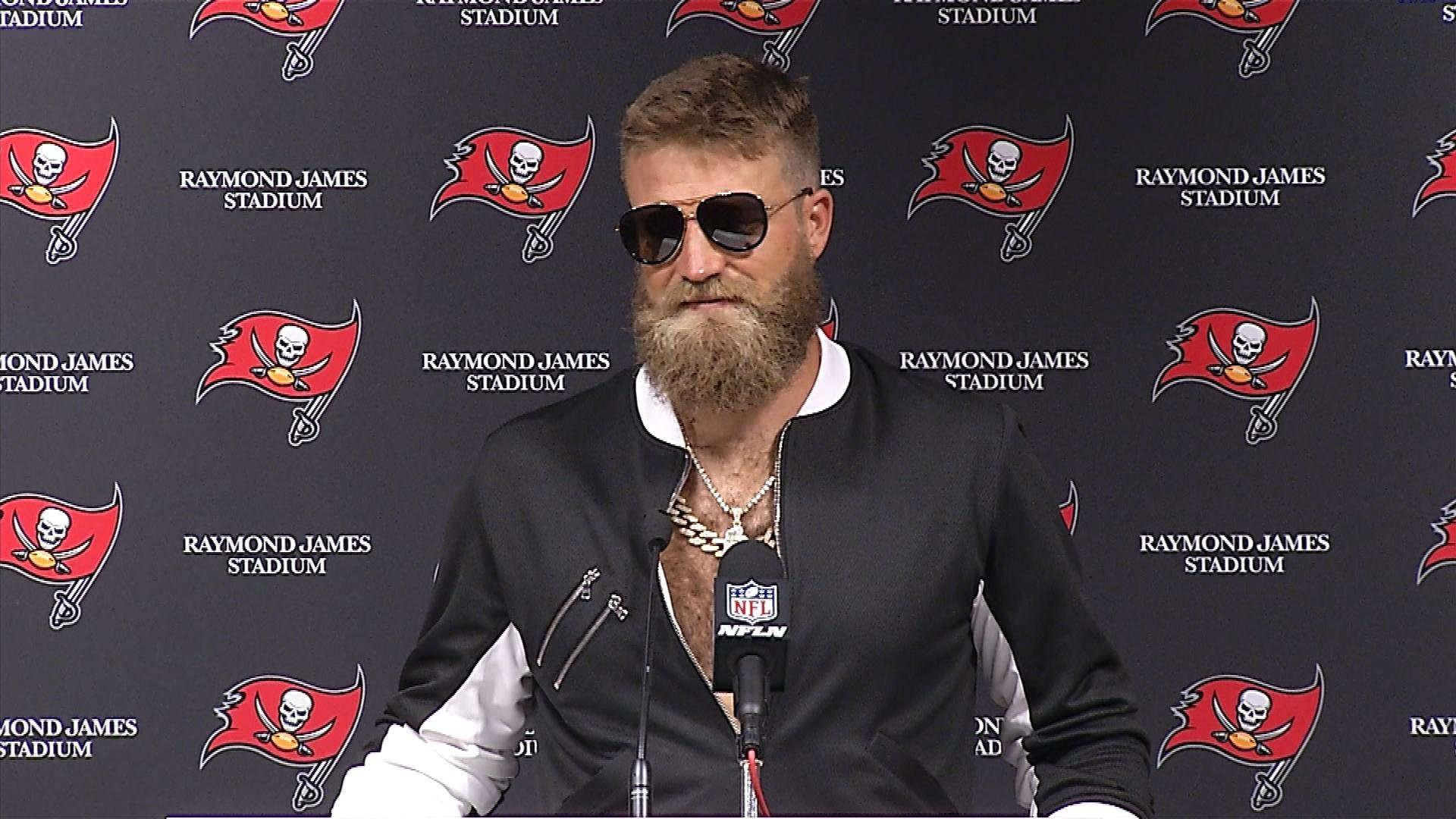 Ryan Fitzpatrick soaking in moment after another dominant performance  5bee04ff2