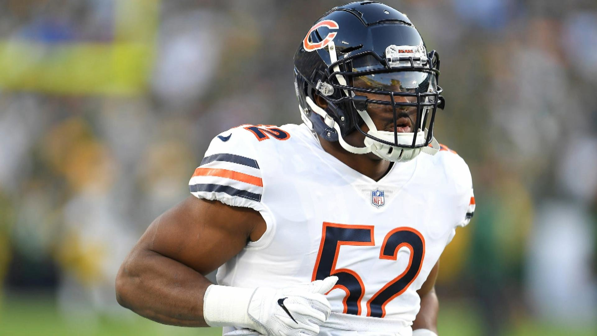 Jon Gruden, Raiders trying to move on from Khalil Mack trade | NBC Sports