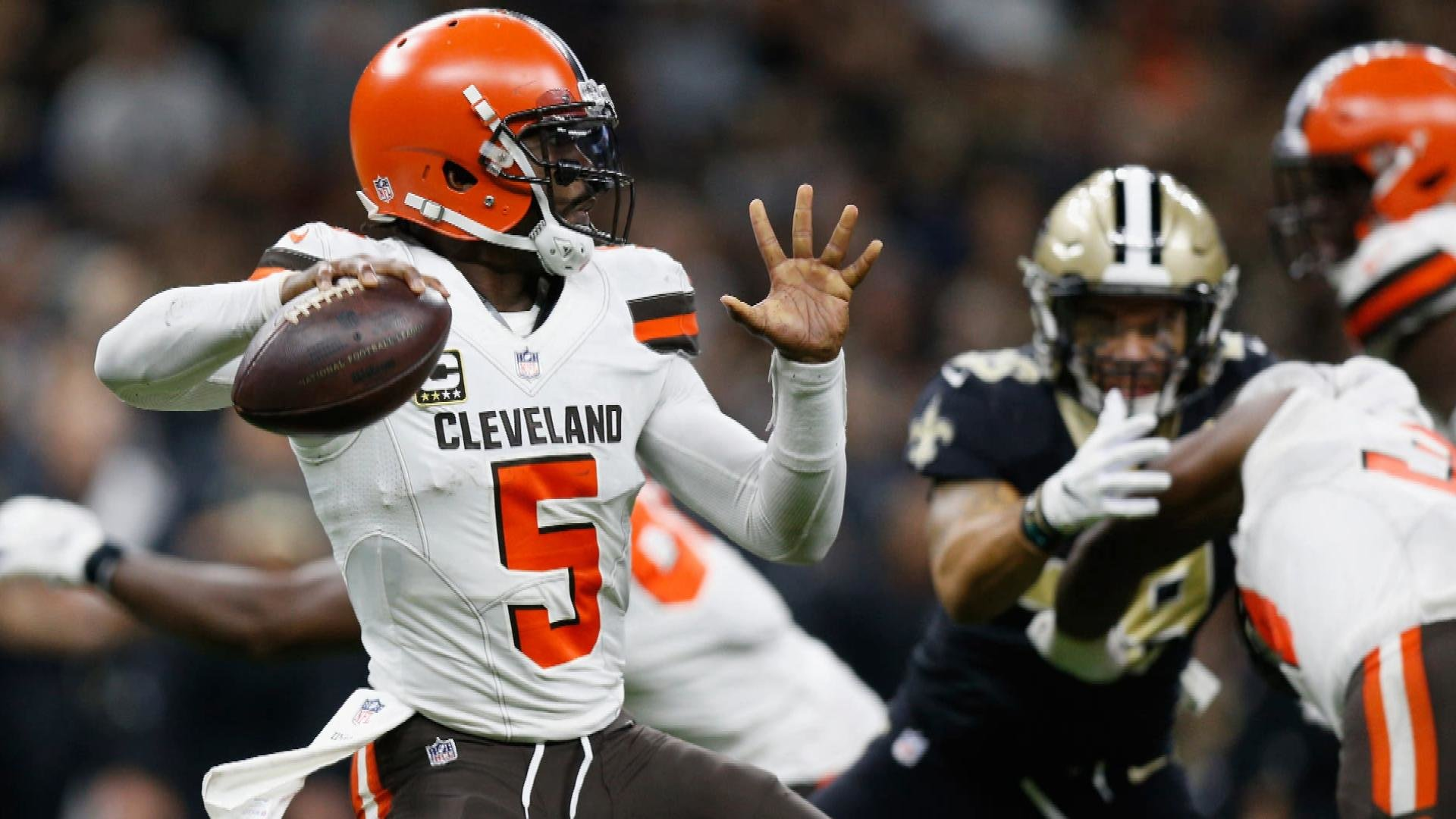 NFL Week 3: New York Jets vs. Cleveland Browns preview | NBC Sports