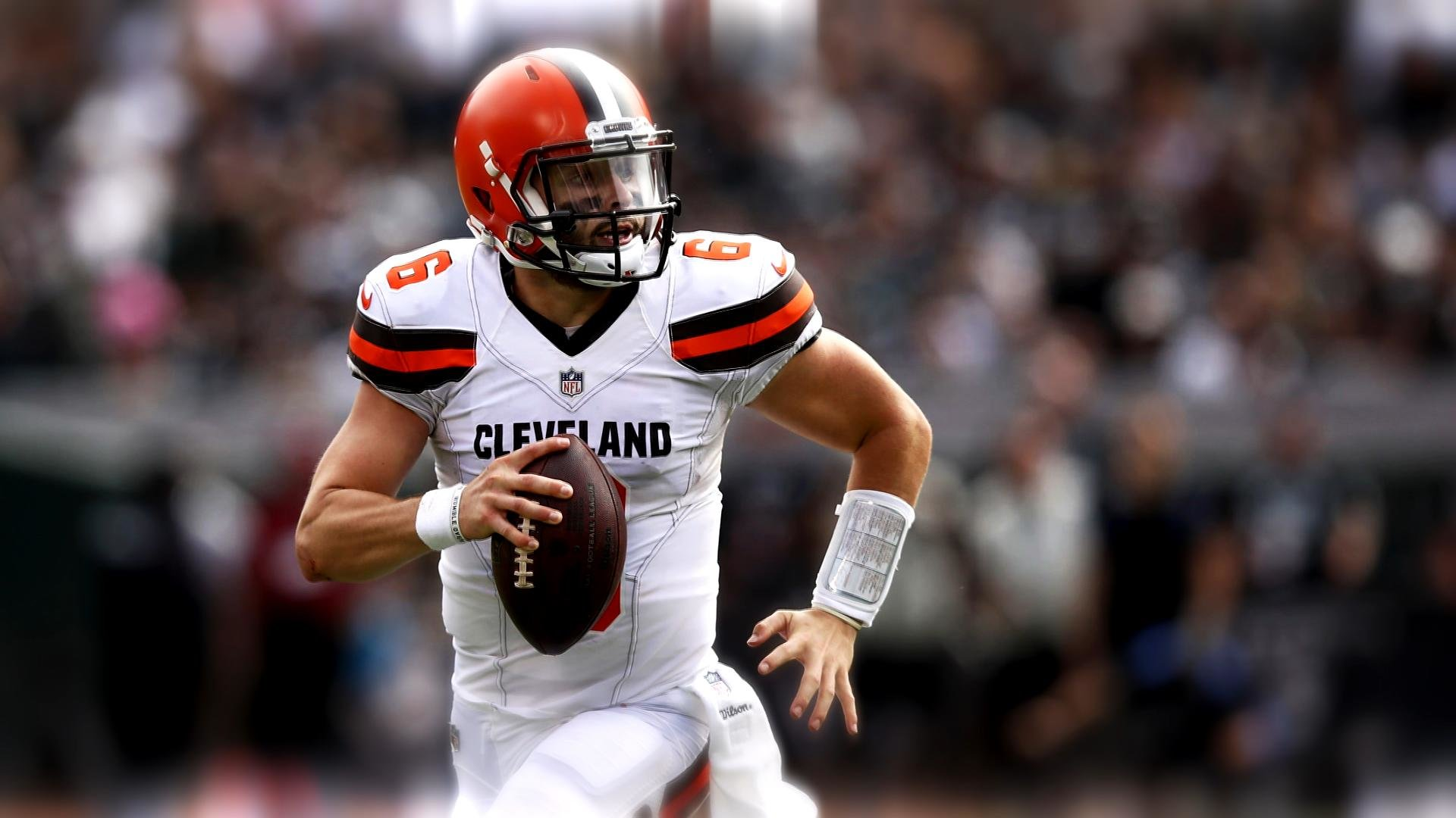 fc828f54c Cleveland Browns  Baker Mayfield showed he belongs in NFL in first start