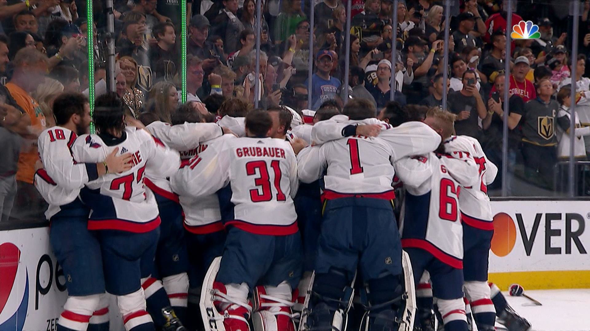 Washington Capitals win first ever Stanley Cup as final seconds tick down  ef90968d8bb7