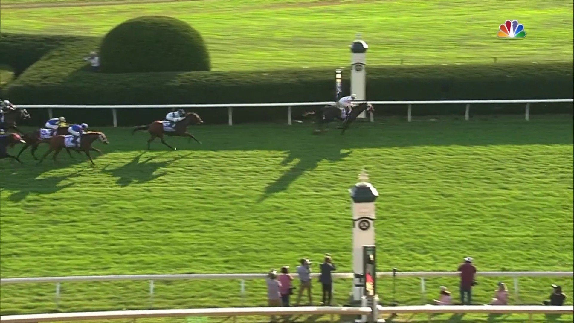 Breeders Cup Next Shares Hard Charge Wins Shadwell Turf