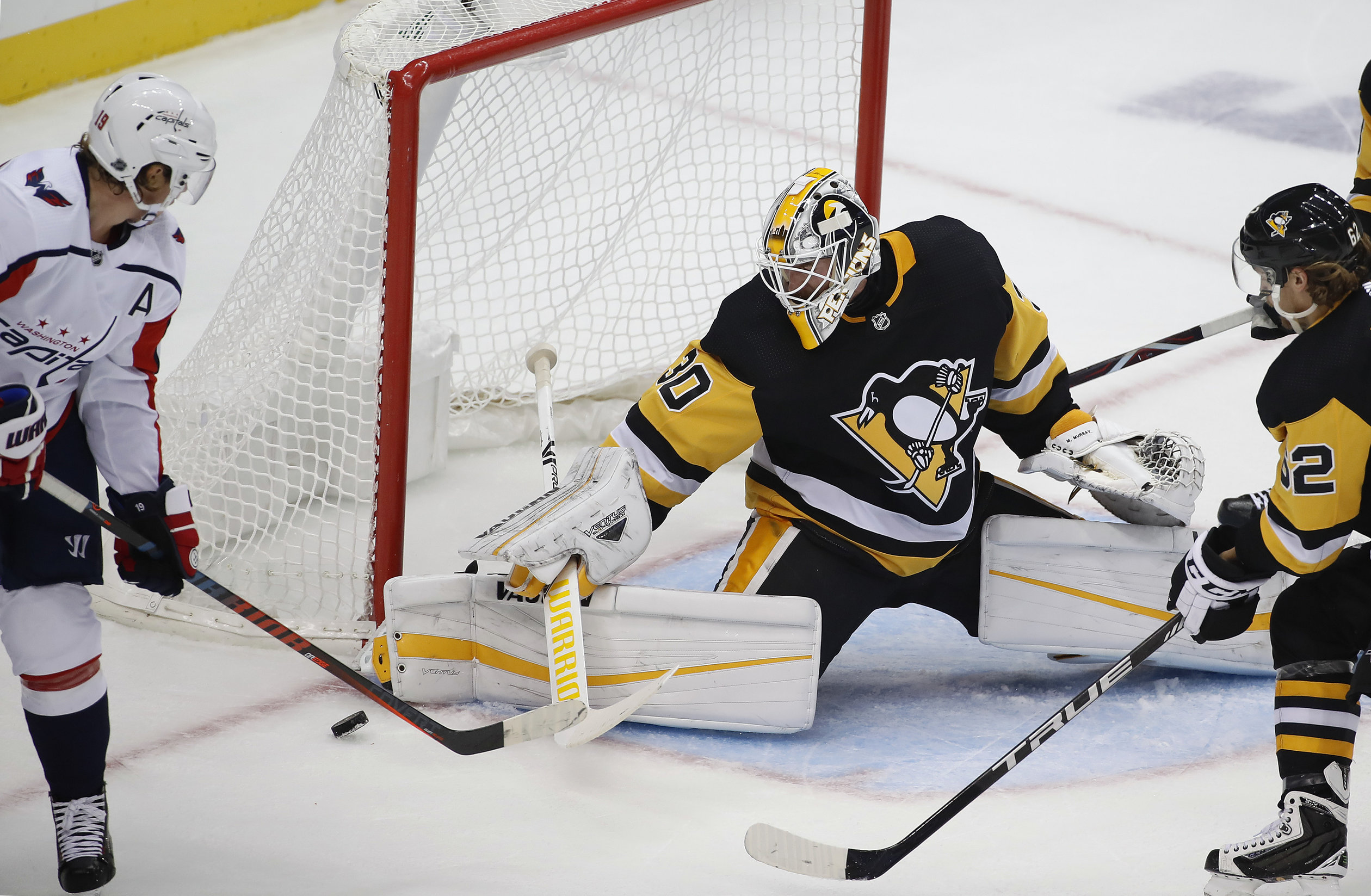 Pittsburgh Penguins will be without Matt Murray again due to concussion  6a70314a4