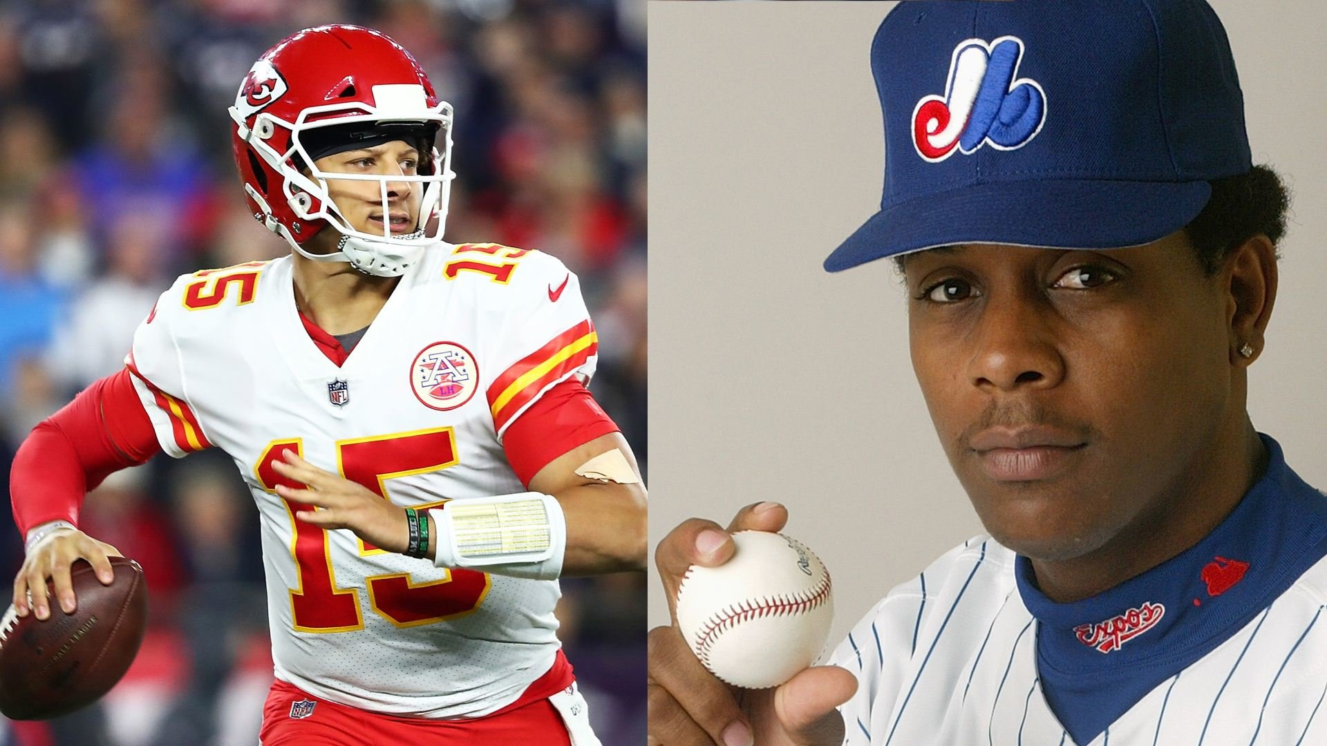 Kansas City Chiefs Patrick Mahomes Influenced By Mlb
