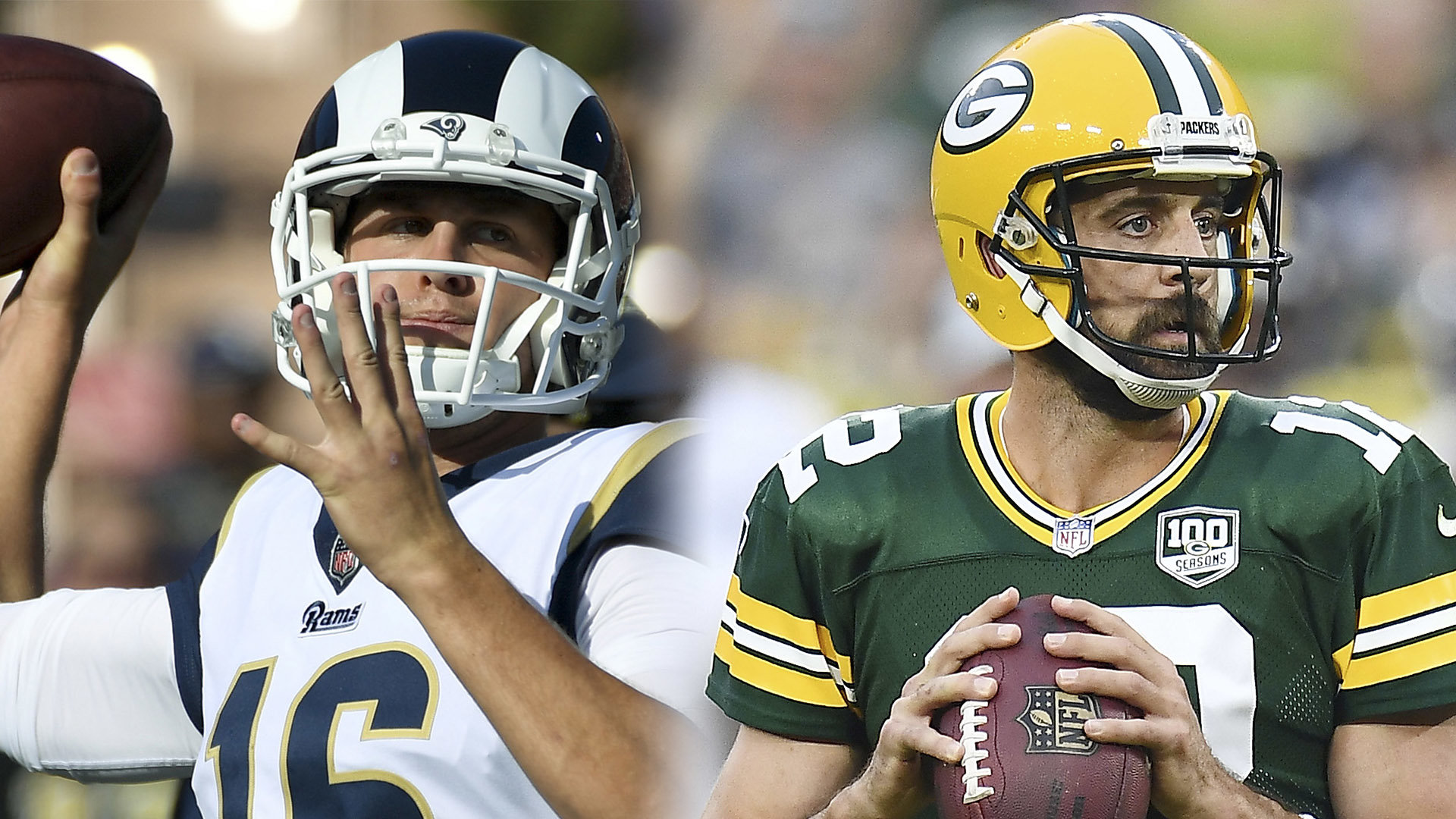 Green Bay Packers Vs Los Angeles Rams Preview Nbc Sports
