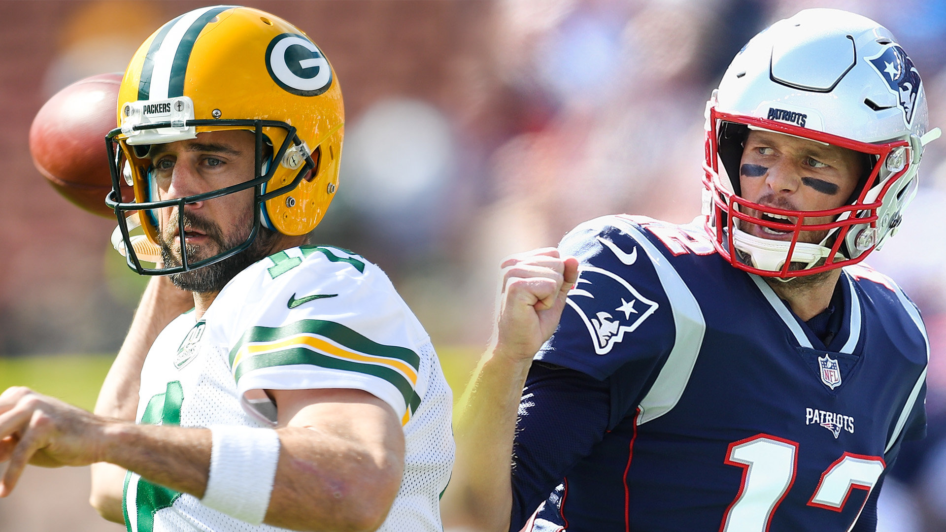39eda2c71 Sunday Night Football  Green Bay Packers vs. New England Patriots preview