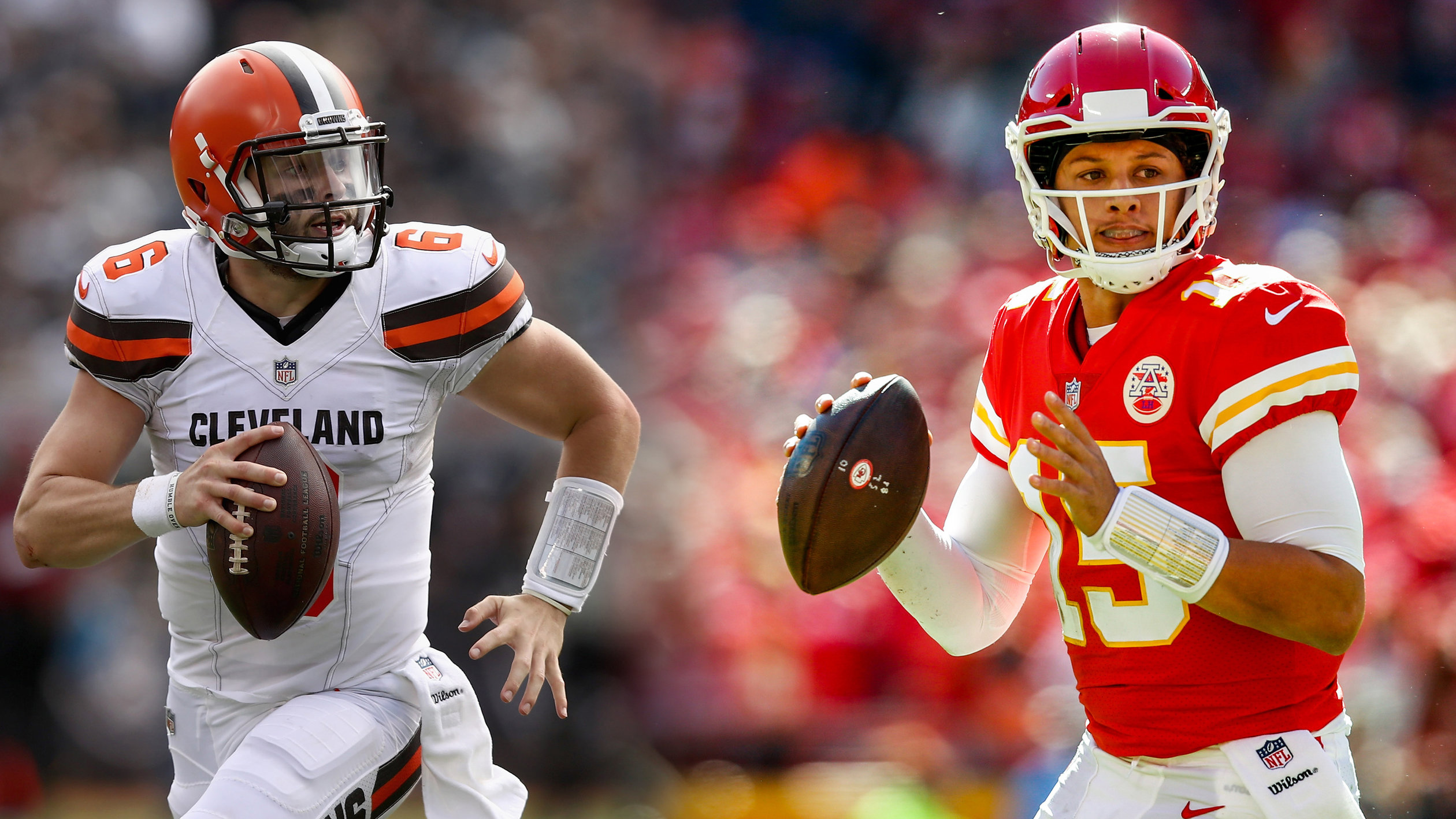 Baker Mayfield praises Patrick Mahomes  ability ahead of Chiefs vs. Browns   2b3e9216a
