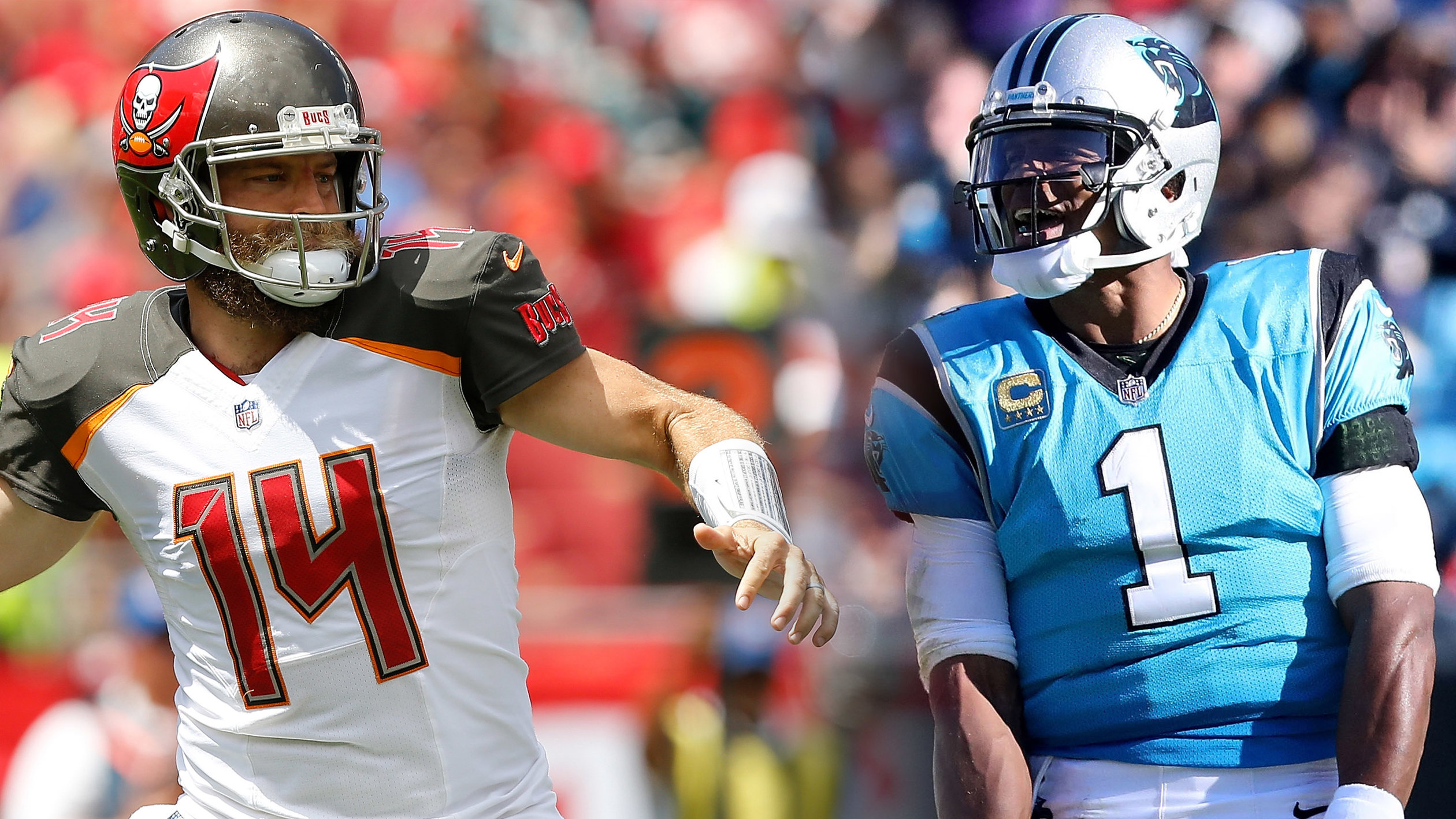 panthers vs buccaneers