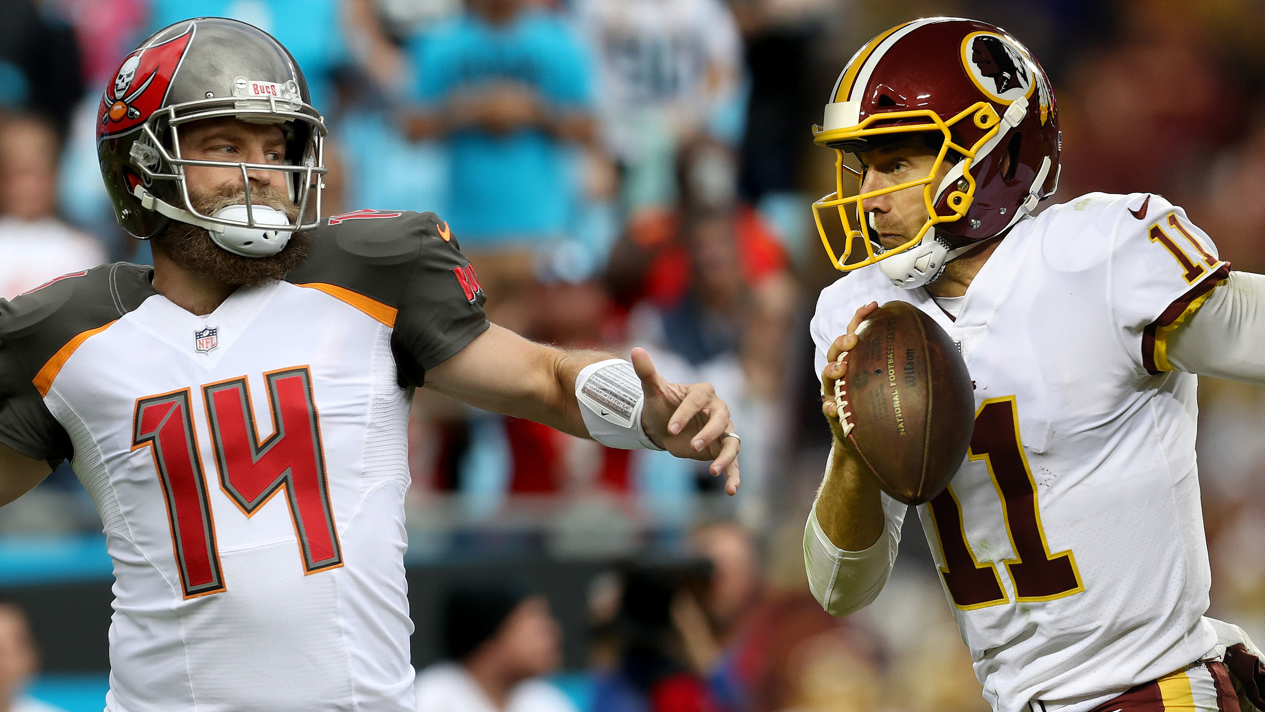 Washington Redskins Vs Tampa Bay Buccaneers Preview Nbc Sports