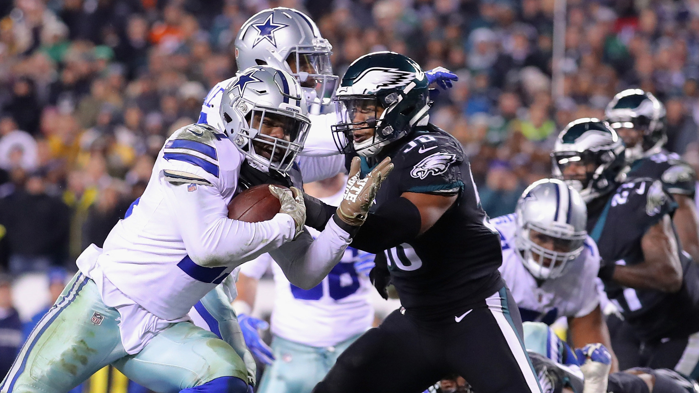 7baefdd95 Highlights: Dallas Cowboys 27, Philadelphia Eagles 20 | NBC Sports