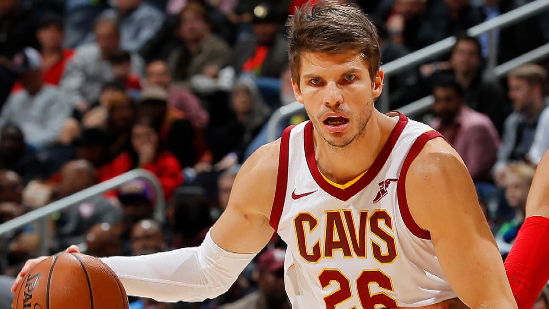 newest 6c68b d6232 Utah Jazz acquire Kyle Korver in trade with Cleveland ...