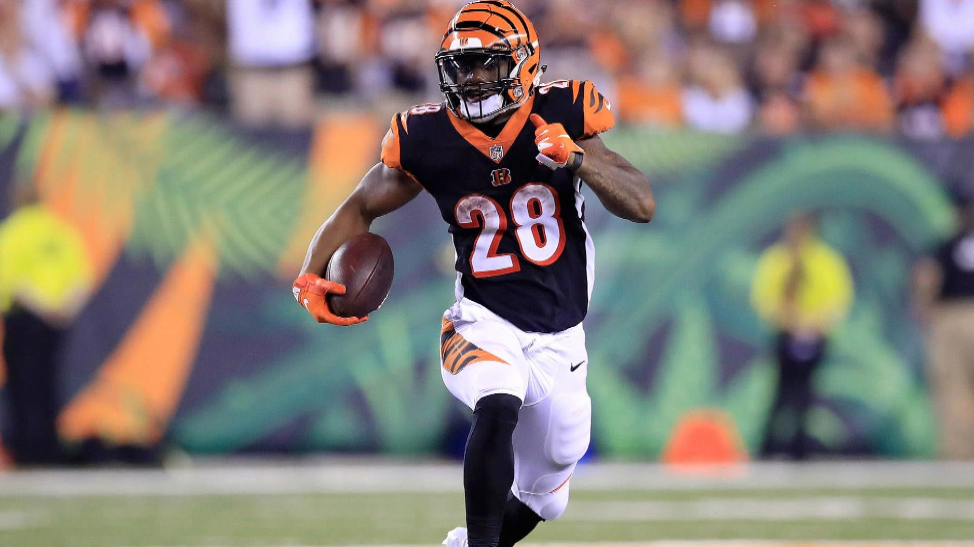 Image result for joe mixon