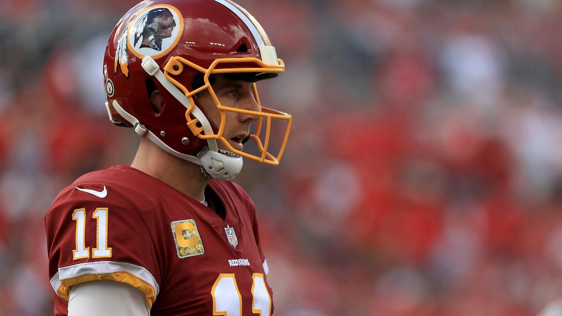 bc3d09e4e Washington Redskins say QB Alex Smith has  serious injury