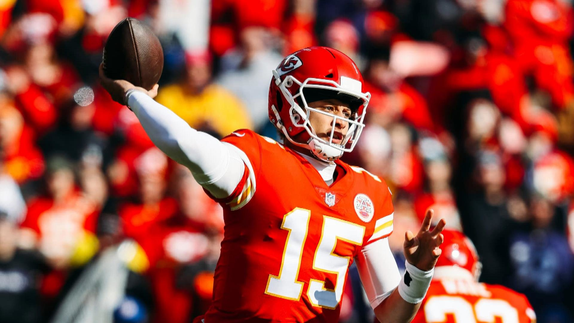 Kansas City Chiefs' Pat Mahomes has cemented his case for NFL MVP