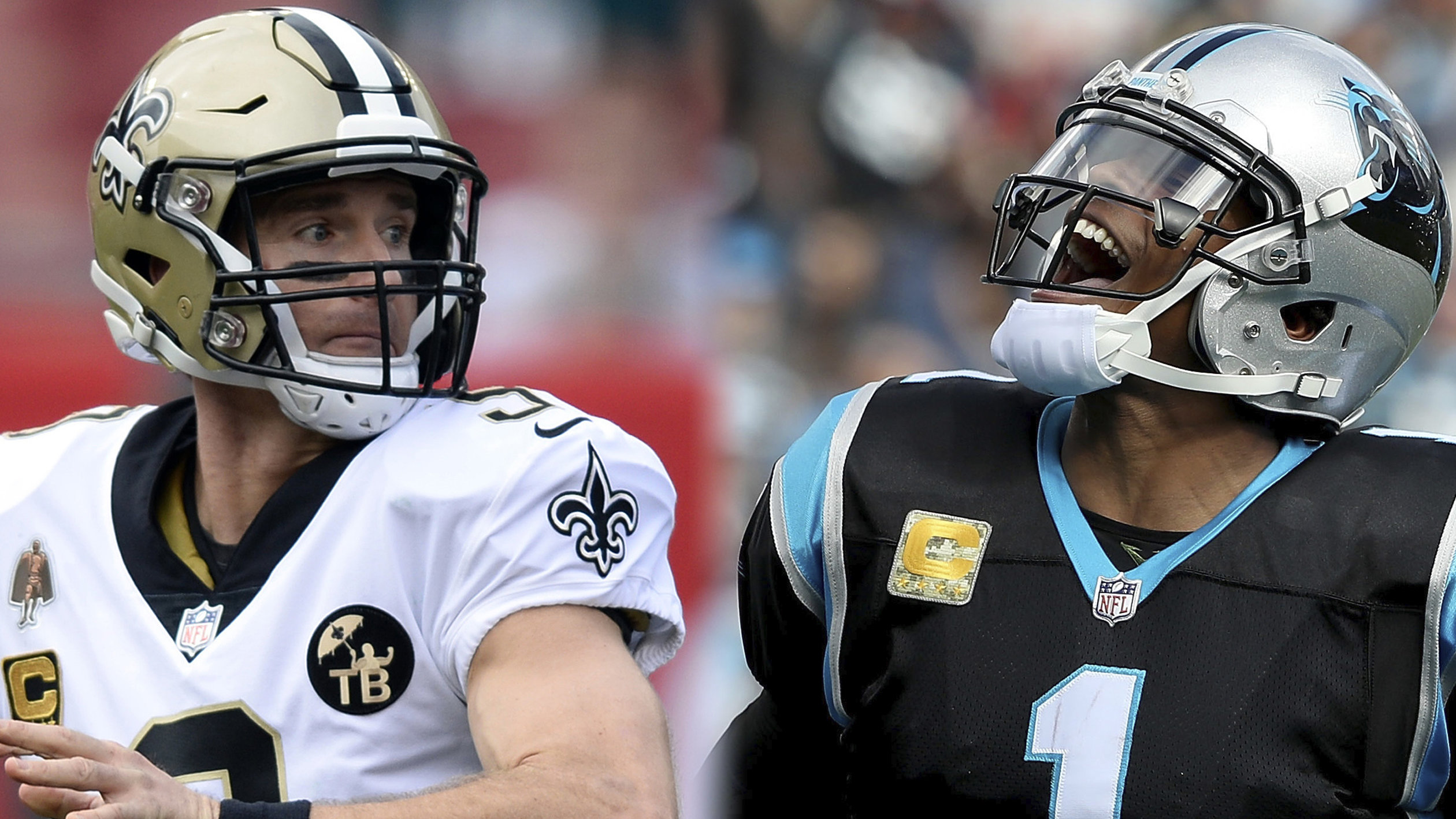 Image result for monday night football carolina new orleans
