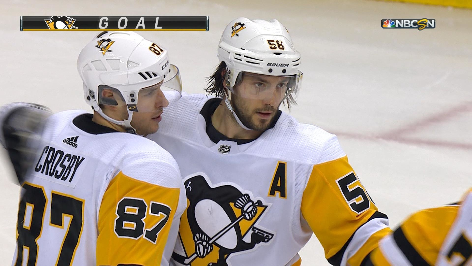 7653b1c0c Sidney Crosby ties game for Pittsburgh Penguins on power play goal ...