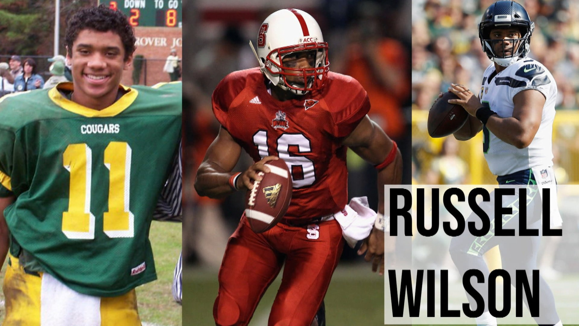 6ed441b42 Russell Wilson s road to the NFL