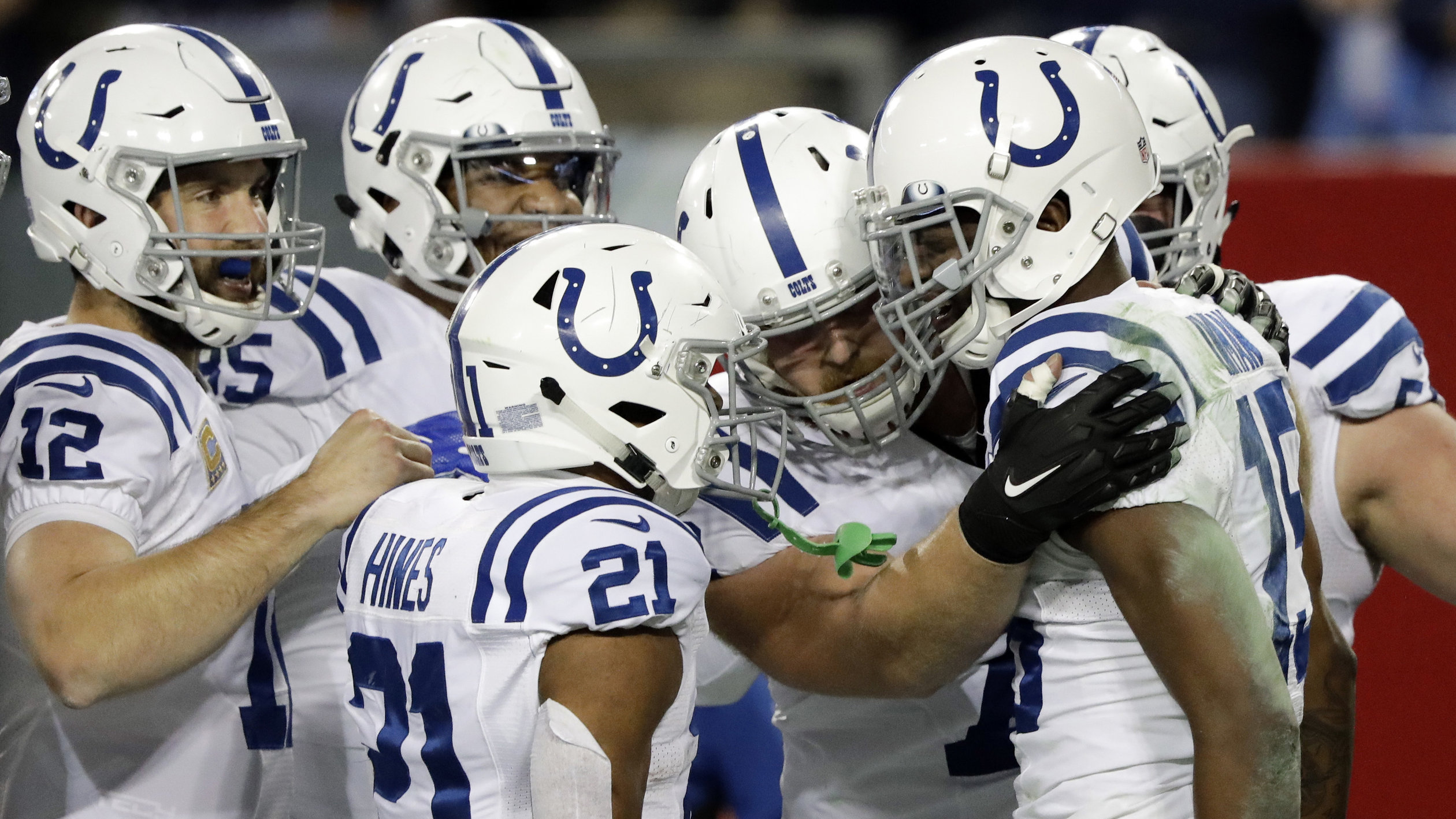 SNF highlights  Indianapolis Colts 33 4ee767a73