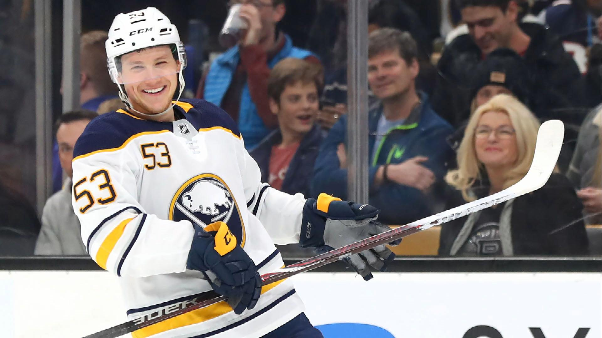 4a3f40760 Will Buffalo Sabres lock up Jeff Skinner